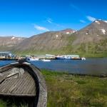 Island 2011- Siglufjordhur