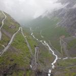Norwegen 2012 - Trollstigen