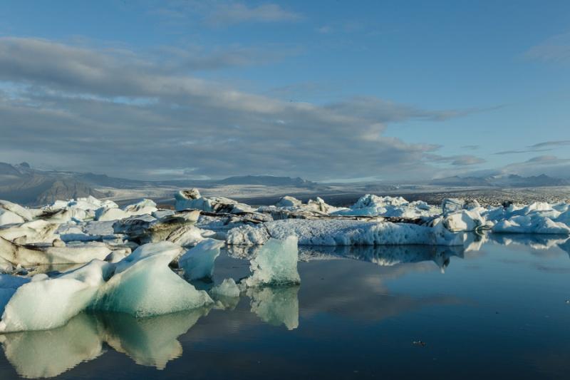 Island 2011 - Jökulsárlón