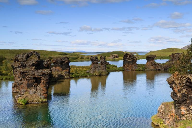 Island 2011 - Myvatn