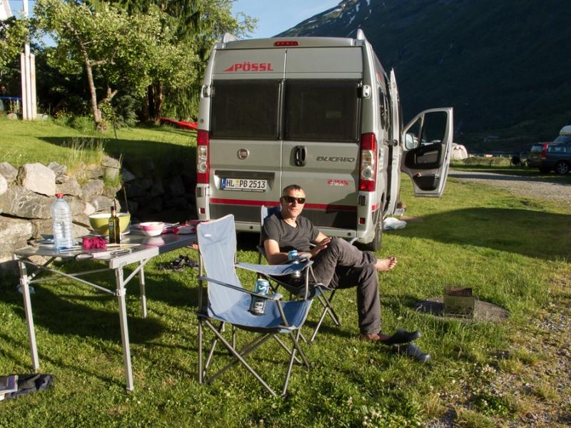 Norwegen 2012 - Geiranger
